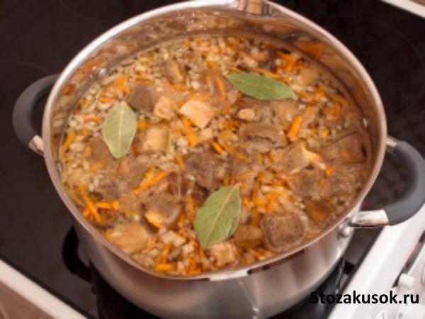 Рецепт суп из замороженных белых грибов рецепт
